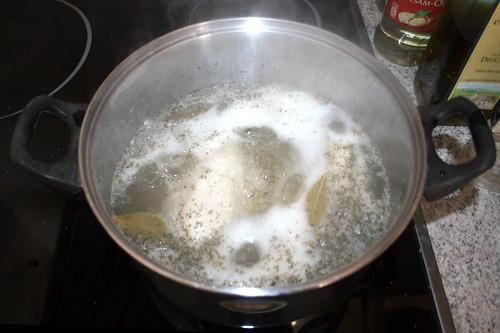 05 - Zum kochen bringen / Bring to a boil