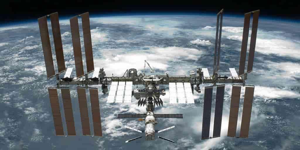 L'ISS a eu droit à de nouvelles batteries vendredi