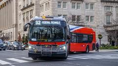 WMATA Metrobus 2015 New Flyer Xcelsior XDE60 #5474
