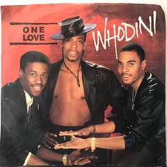 WHODINI:ONE LOVE(JACKET A)