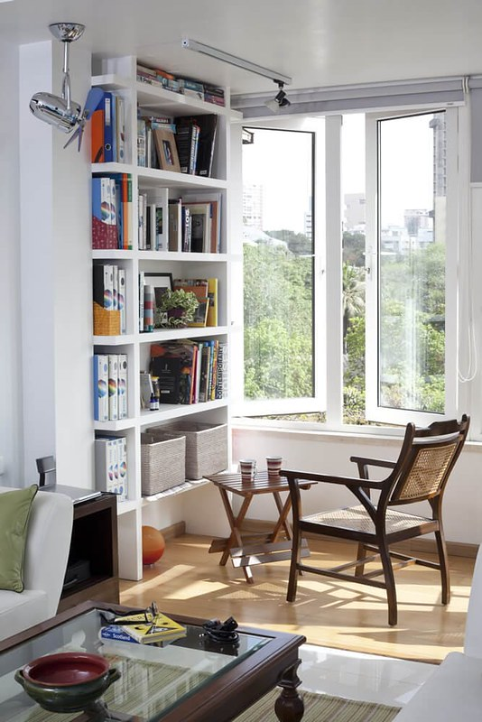 A 670 sq.ft Mumbai flat is high on style. This is all you need to do to your tiny space.