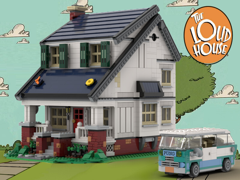 Lego The Loud House Ideas Submission