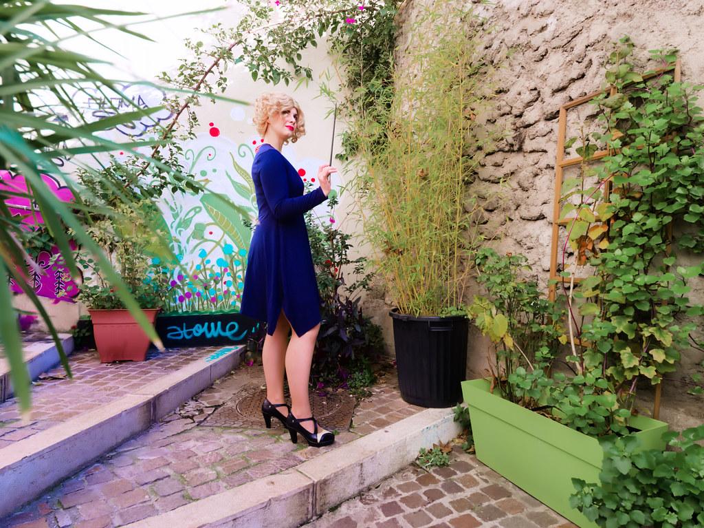 related image - Shooting Les Animaux Fantastiques - Queenie Goldstein - Le Panier - Marseille -2018-12-24- P1444898