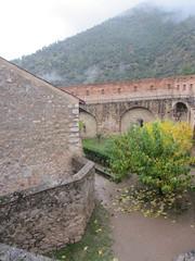 Fort Libèria - Vilafranca de Conflent - Photo of Urbanya
