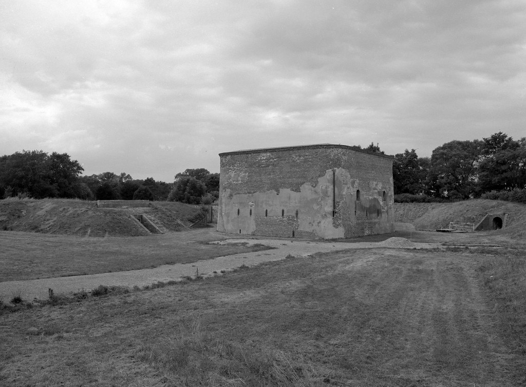 Project:1867 - Fort Mississauga