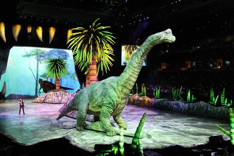 dinosaur bbc