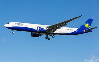 Airbus A330 Neo RwandAir 9XR-WS