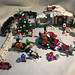 Merry Christmas (LEGO minifigure MOC)