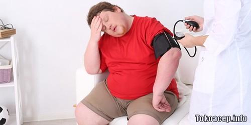 Penyebab dan Faktor Risiko Kesehatan Terkait Dengan Obesitas
