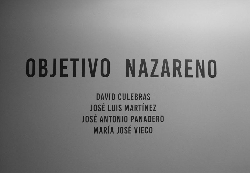 """2019-Exposición-""""Objetivo Nazareno"""""""