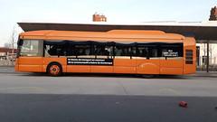Iveco Bus Urbanway 12 GNV BHNS n°463