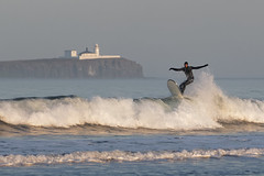 Bamburgh Surfer