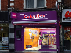 Picture of Cake Box, 76a High Street
