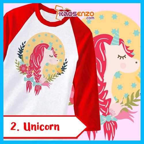 kaos_couple_family_keluarga_custom_ultah_anak_unicorn