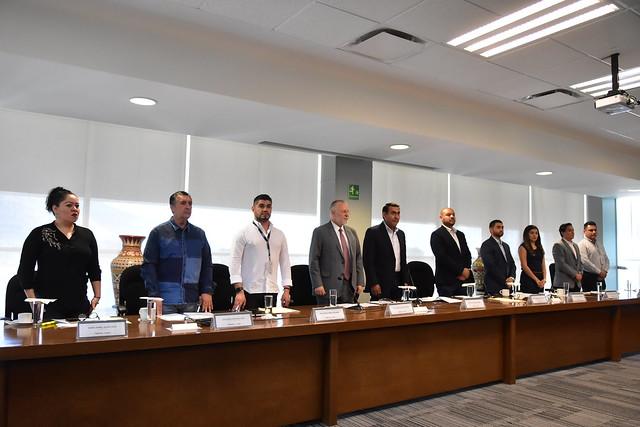 Instalación de la Comisión Municipal de Regularización (COMUR)