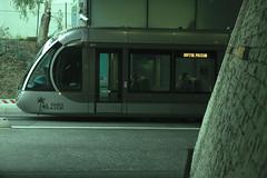 Tram in direction Hopital Pasteur - Photo of Aspremont