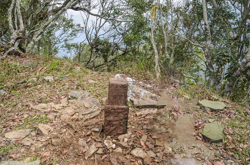 大原山次中(04)山字森林三角點(Elev. 1114 m) 1
