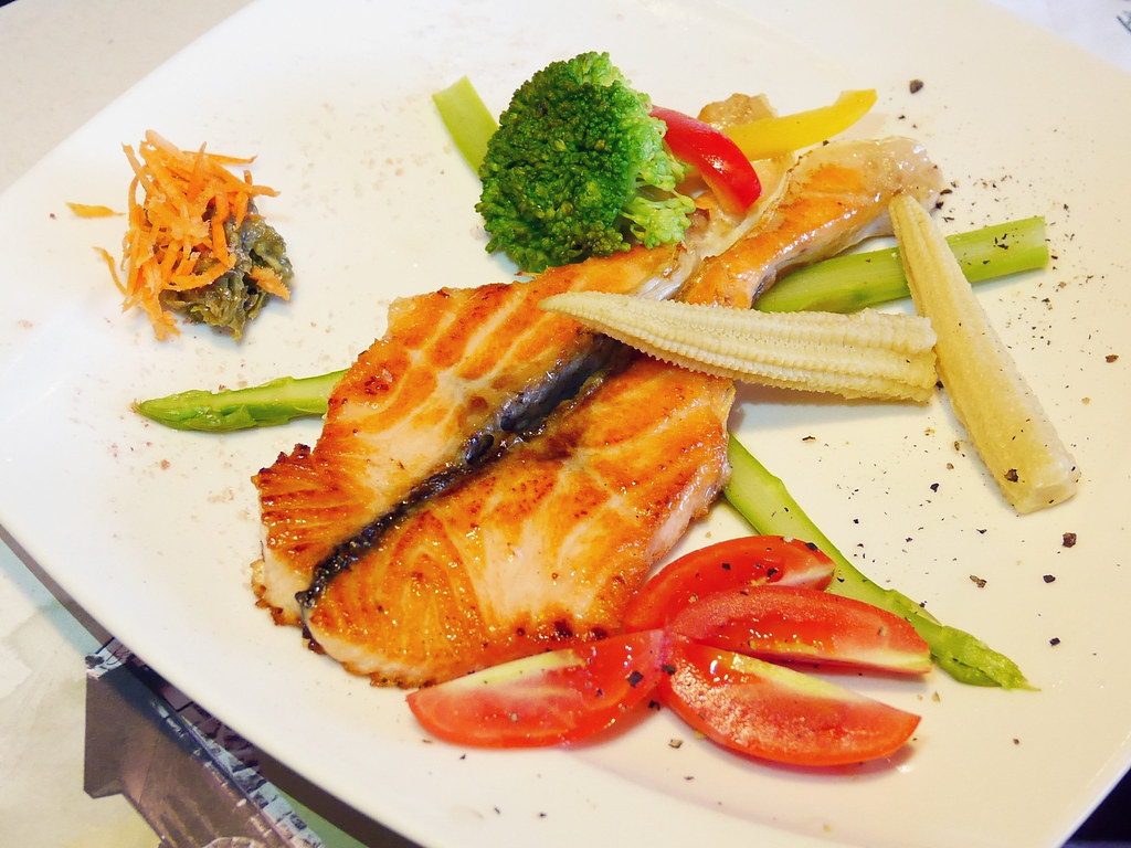 台北陽明山餐廳草山行館午餐餐點套餐內容 (6)