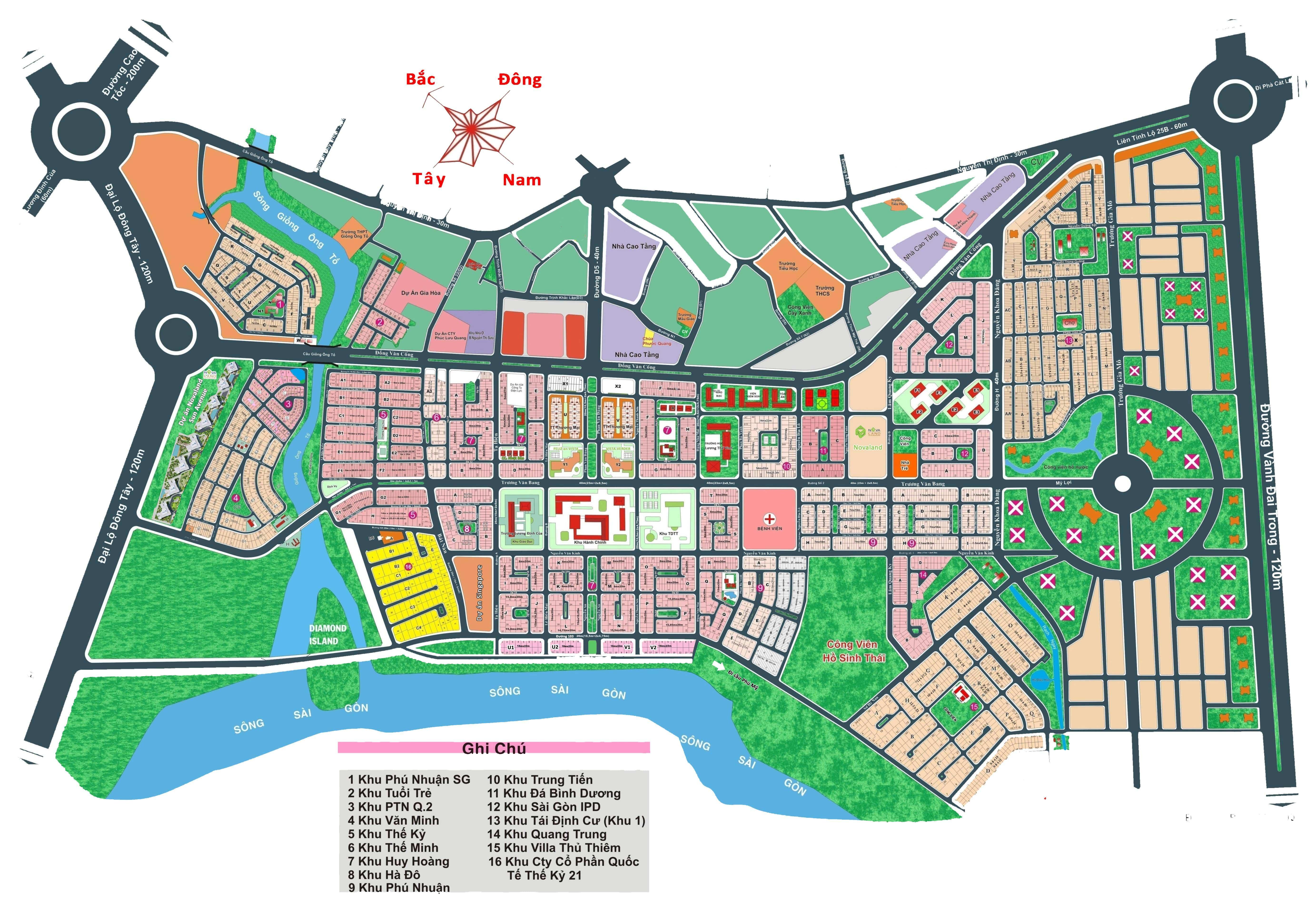 One Verandah - Căn hộ cao cấp Singapore MapleTree Quận 2 view sông Saigon 1