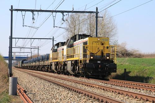 Lineas 7838-7810 Gingelom Borlo 30-03-2019