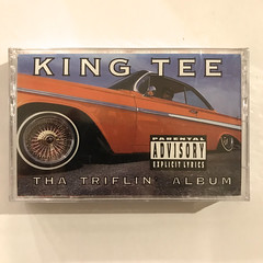 KING TEE:THA TRIFLIN' ALBUM(JACKET A)
