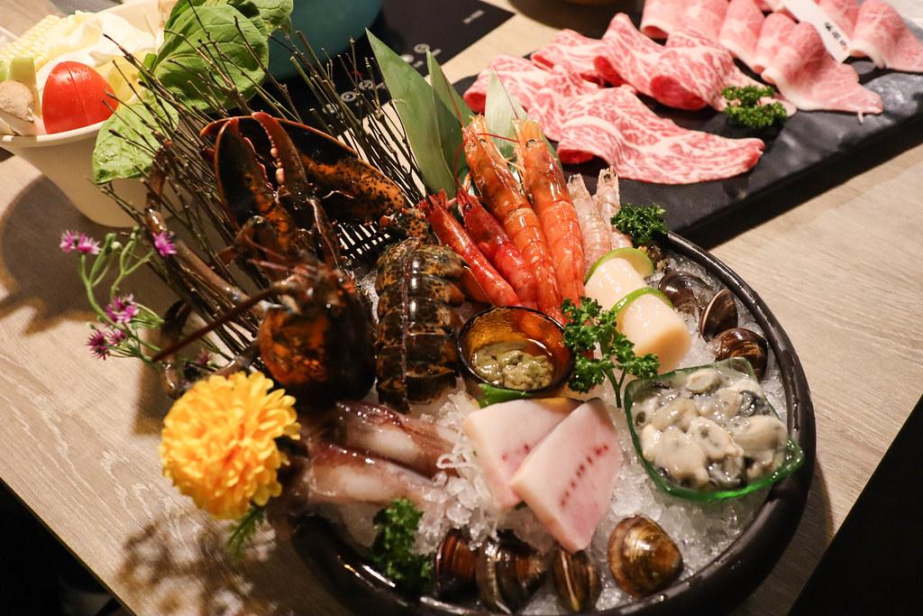 釧井 飛驒牛(海鮮鍋物) (49)