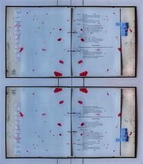 """Also Valentine`s Day 2019: More Blood in my Prrompter Book Don Karlos: Posa`s Death Ebenfalls Valentinstag: Mehr Blut im Soufflierbuch - Tod des Marquis """"Geben Sie Gedankenfreiheit, Sire!"""" Posa"""