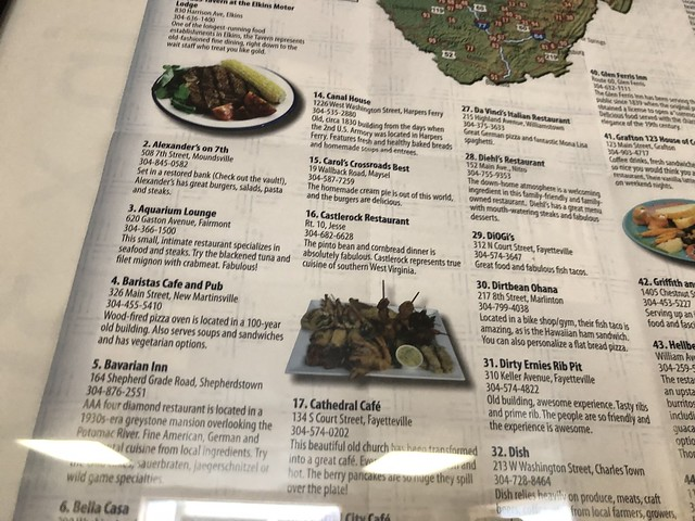 Castlerock Restaurant