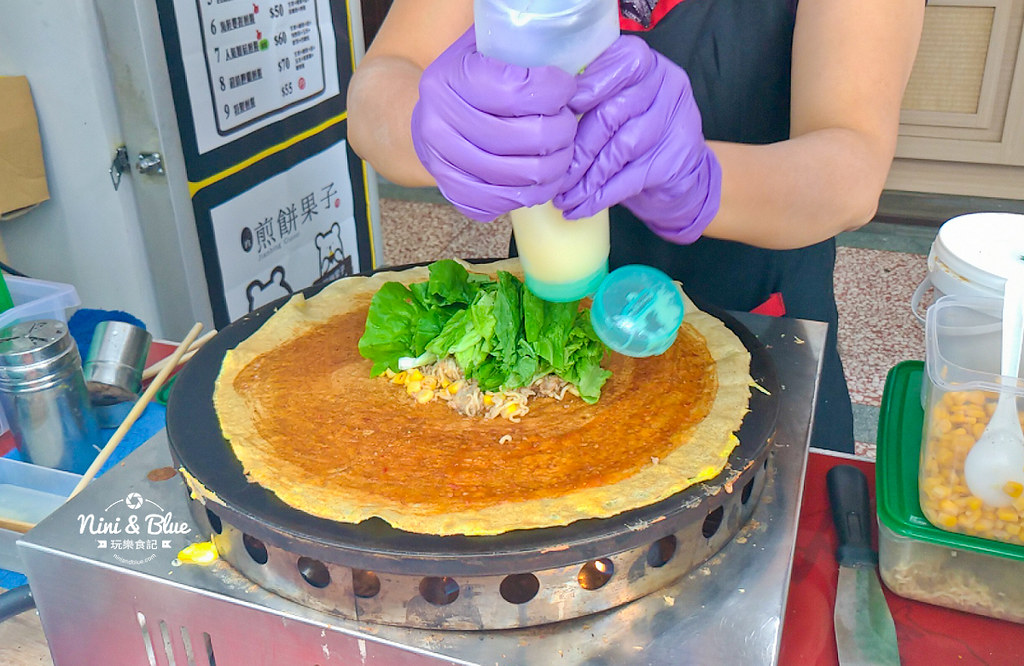 三玖煎餅果子.台中火車站11