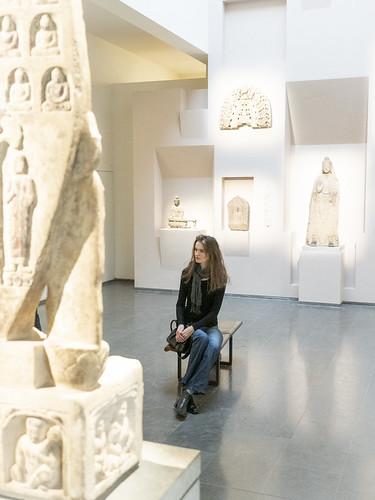 Mariëlle, Paris 2019: Arts and elegance