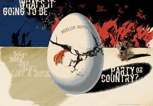 Mueller's Egg