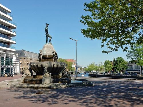 Mercuriusfontein, Leeuwarden - Fryslân (N3009)