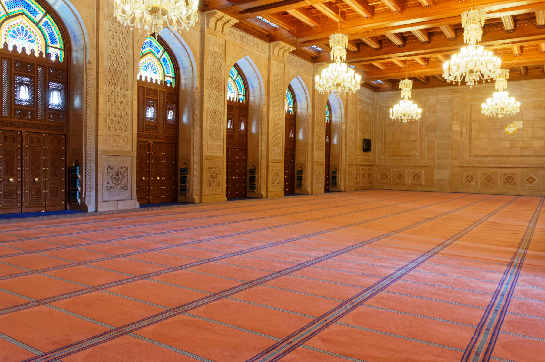 Women's Prayer Hall