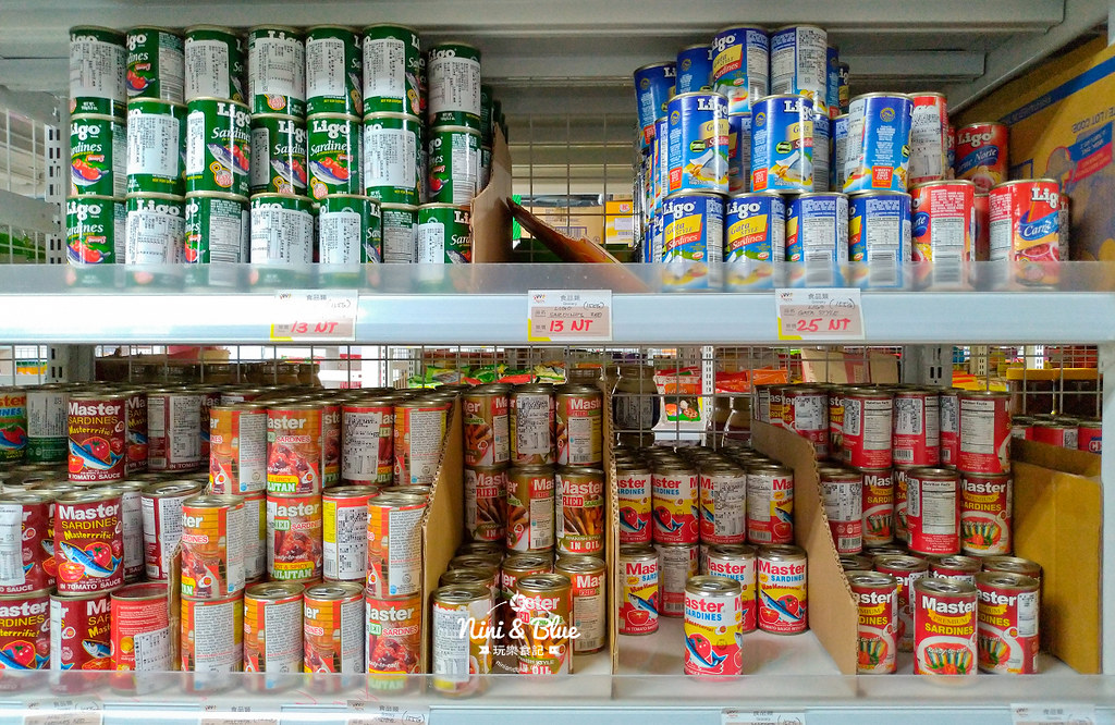 Big King 東南亞百貨進口批發超市.台中超市08