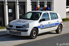 Police Municipale de Longeville-sur-Mer