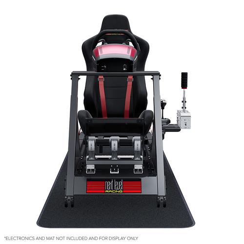 Next Level Racing GTtrackCockpit Front