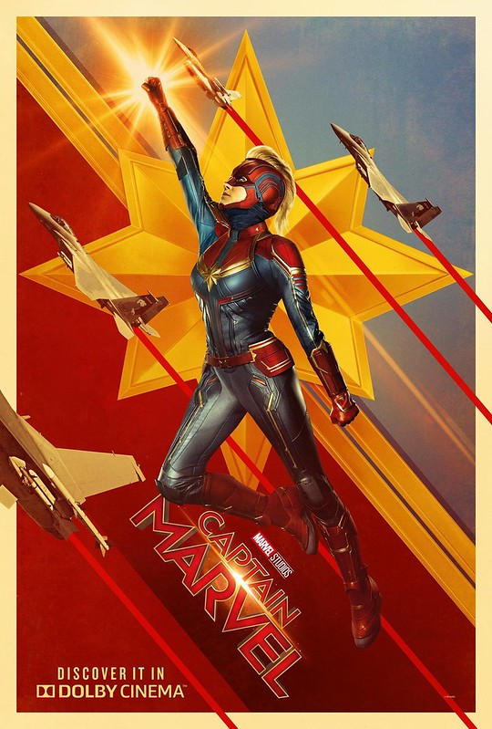 Captain Marvel - Poster 4