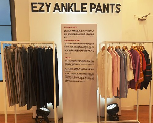 Uniqlo Spring Summer 2019 EZY Ankle Pants