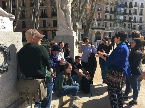 Madrid visita