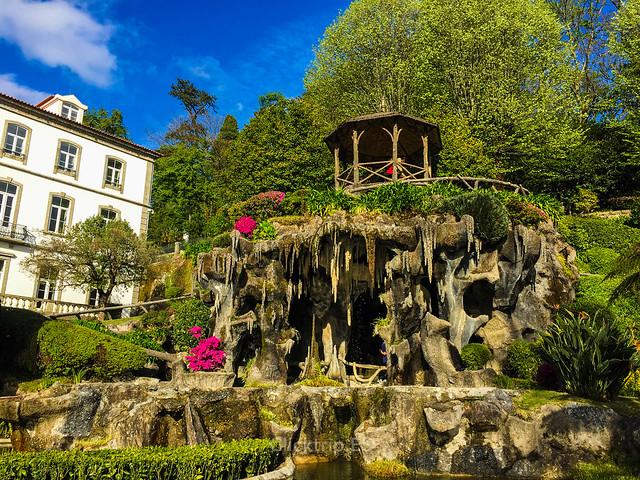 · Jardines alrededor del Santuario do Bom Jesus do Monte · Qué ver en Braga en un día · Lo mejor de Braga ·
