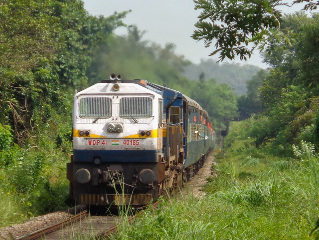 12620 Matyyagandha Express!, Sony DSC-W830