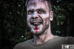 Zomb'in The Dark - Mezens 2015 - Photo of Gémil