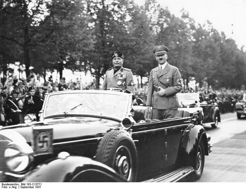 Coche Hitler