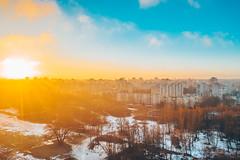 Buildings | Kaunas aerial