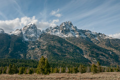 Grand Tetons National Park, Wyoming, USA