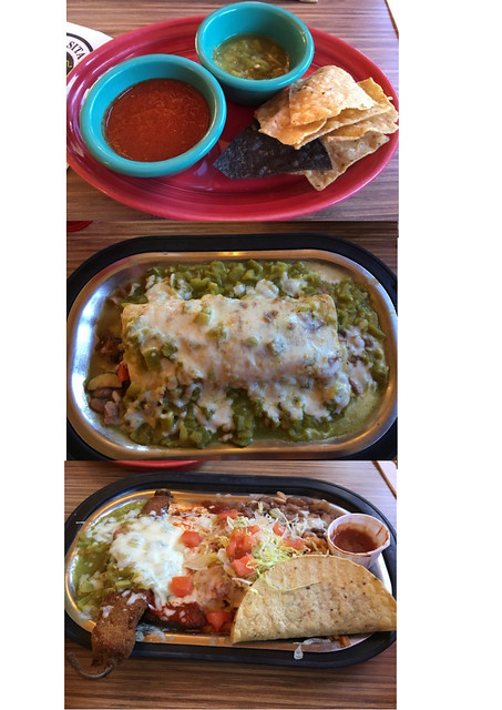 new mexican food