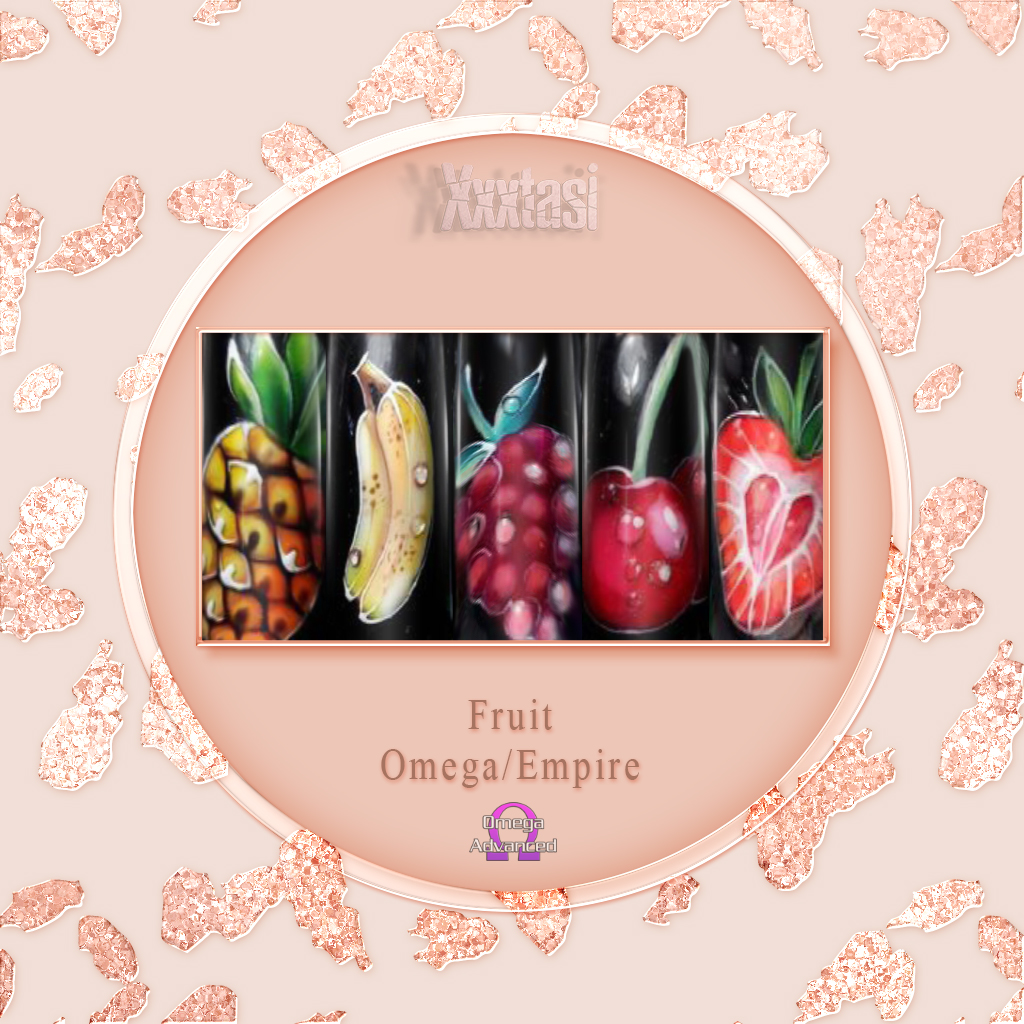 Xxxtasi Nail Fruit OmegaEmpire