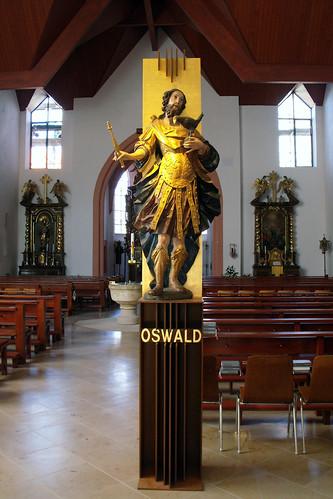 St. Oswald, Baunach
