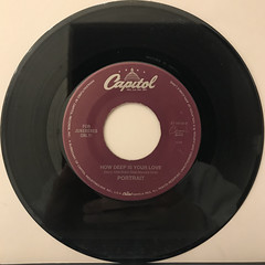 PORTRAIT:I CAN CALL YOU(RECORD SIDE-B)