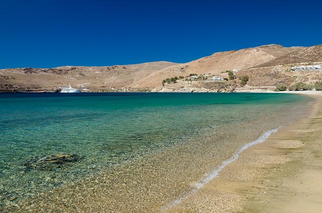 Ganema beach, Serifos, Greece